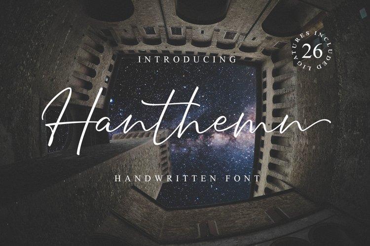 Hanthemn example image 1