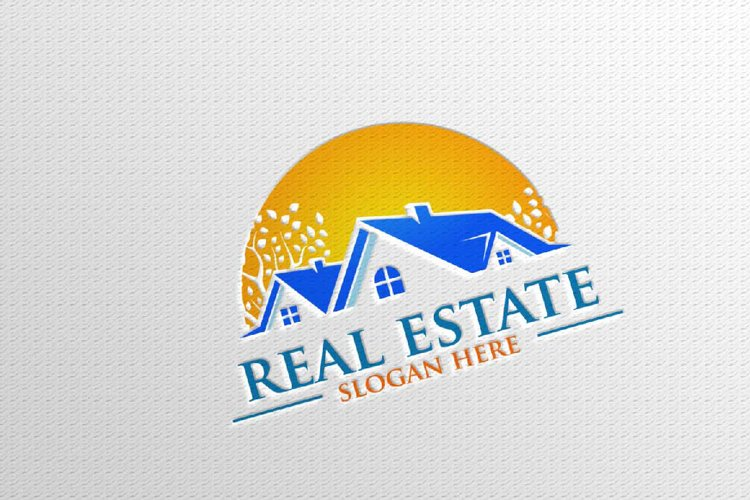 Real estate Vector Logo Design, Building and Home 11