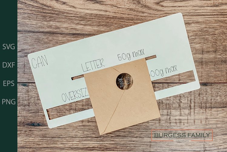 Letter mailing template CANADA| Slot of doom