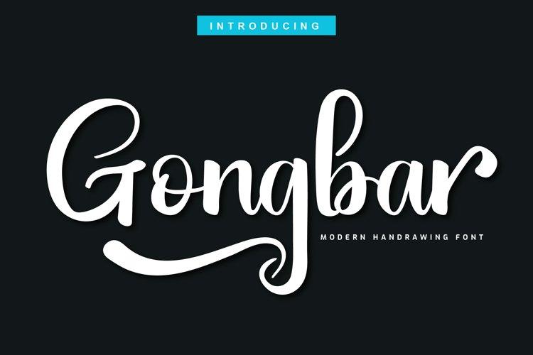 Gongbar example image 1