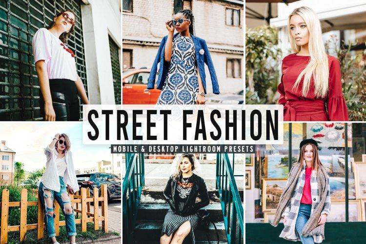 Street Fashion Mobile & Desktop Lightroom Presets example image 1
