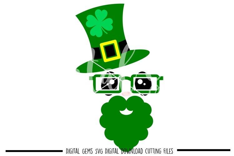 St Patricks Day leprechaun SVG / PNG / EPS / DXF Files