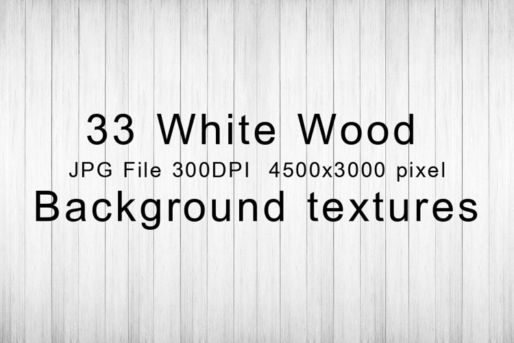 33 White Wood Background Textures