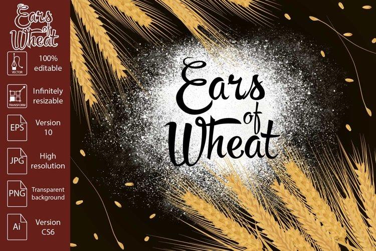 Ears of Wheat patterns set