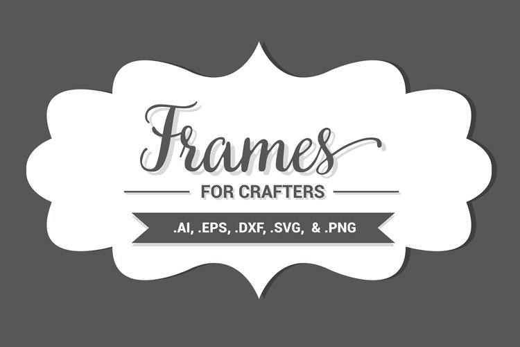 Frames for Crafters example image 1