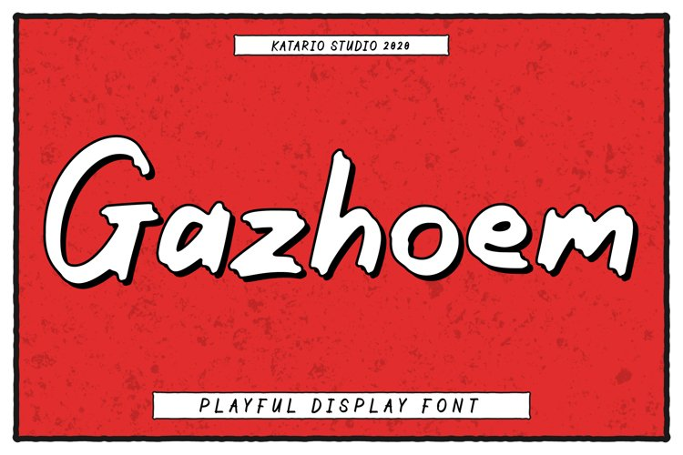 Gazhoem example image 1