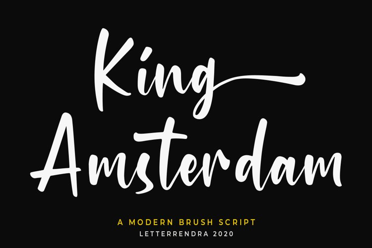 King Amsterdam example image 1