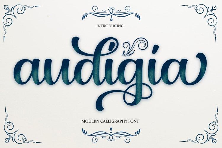Audigia Script example image 1