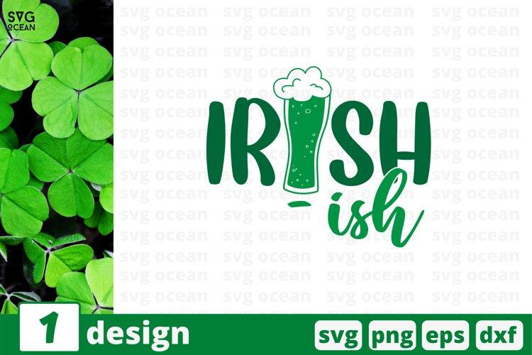Irish SVG Cut File | St Patricks Day Cut File example image 1