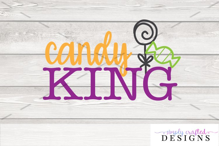 Candy King example image 1