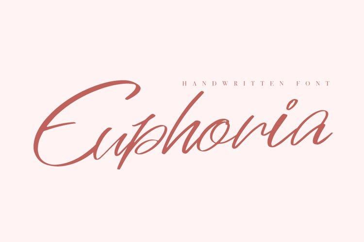 Euphoria example image 1