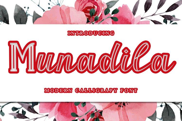 Munadila example image 1