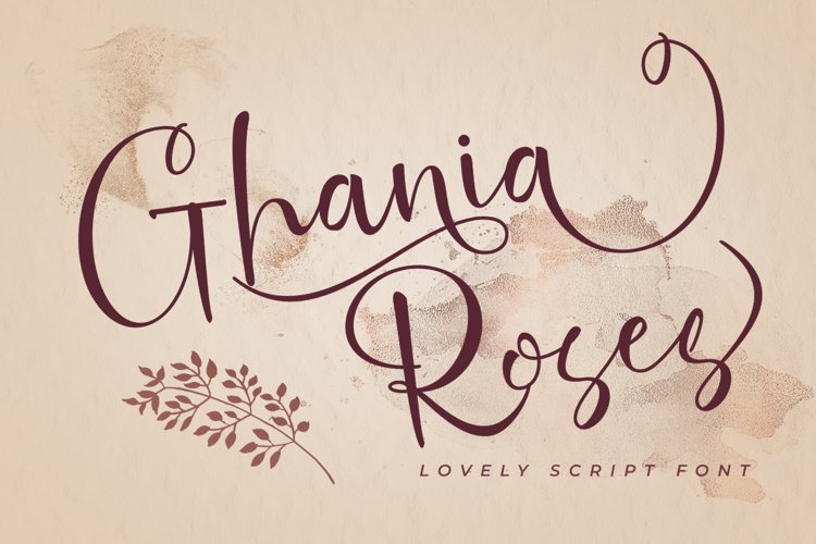 Ghania Roses example image 1