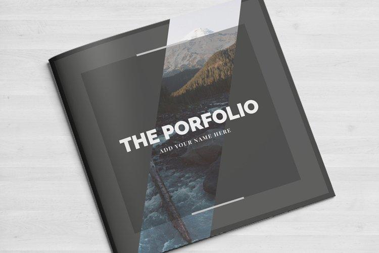 Multipurpose Porfolio Template example image 1