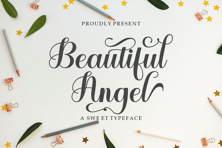 Beautiful Angel example image 1