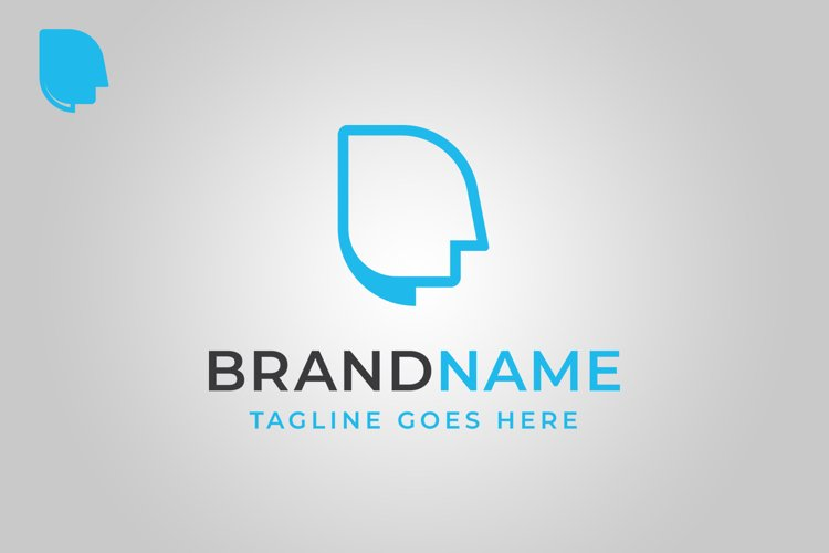 Communication Logo Template
