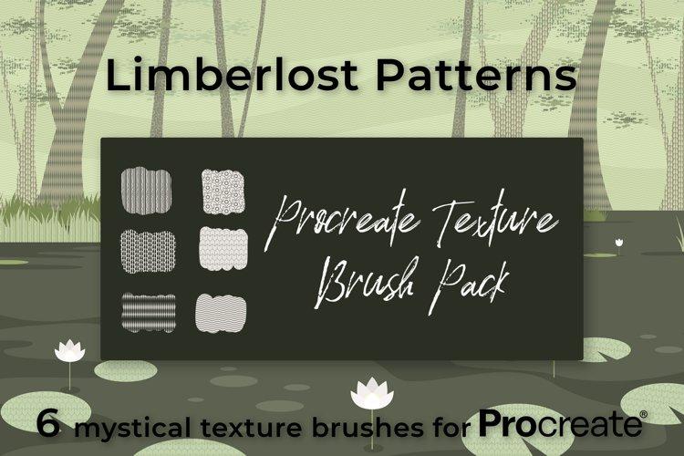 Limberlost Patterns Procreate Brushes