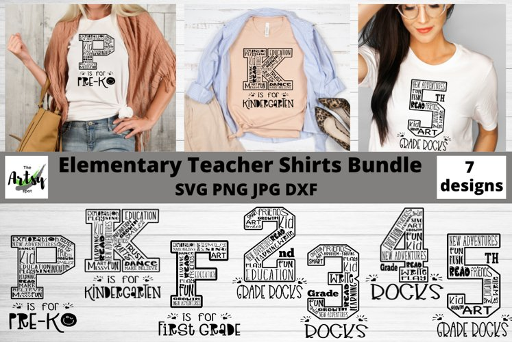 Kindergarten svg, 1st day of school shirts, teacher shirts
