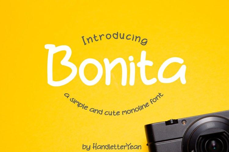 Bonita example image 1