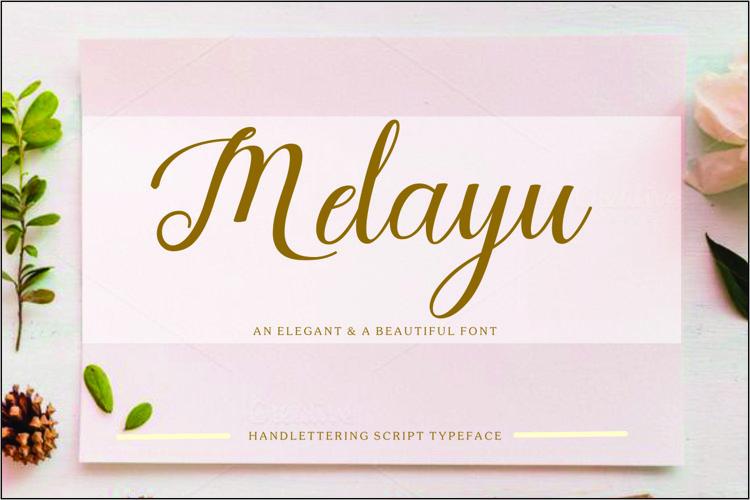 Melayu script