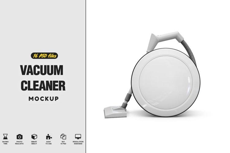 Vacuum Cleaner Mockup example image 1