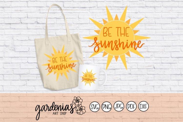 Be the Sunshine example image 1