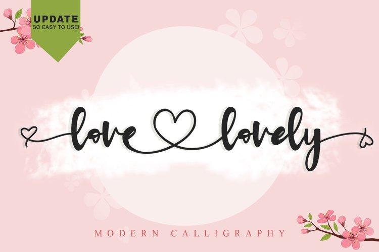love lovely