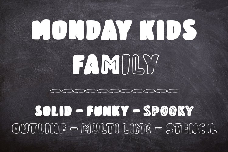 Monday Kids Family example image 1