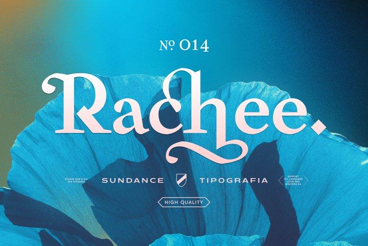 Rachee Display example image 1