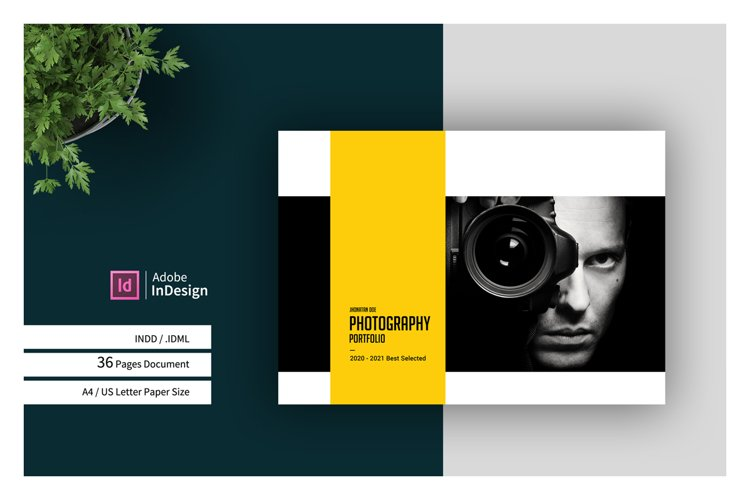 Photography Portfolio Template example image 1
