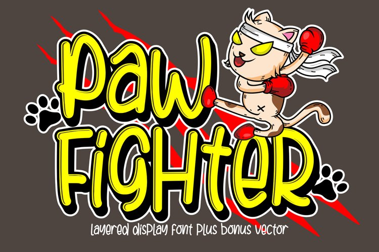 Paw Fighter example image 1