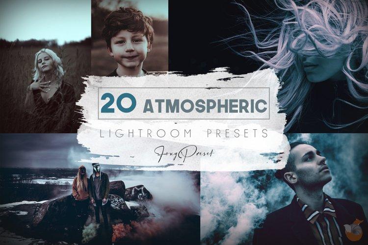 20 Atmospheric Mobile & Desktop Lightroom Presets example image 1