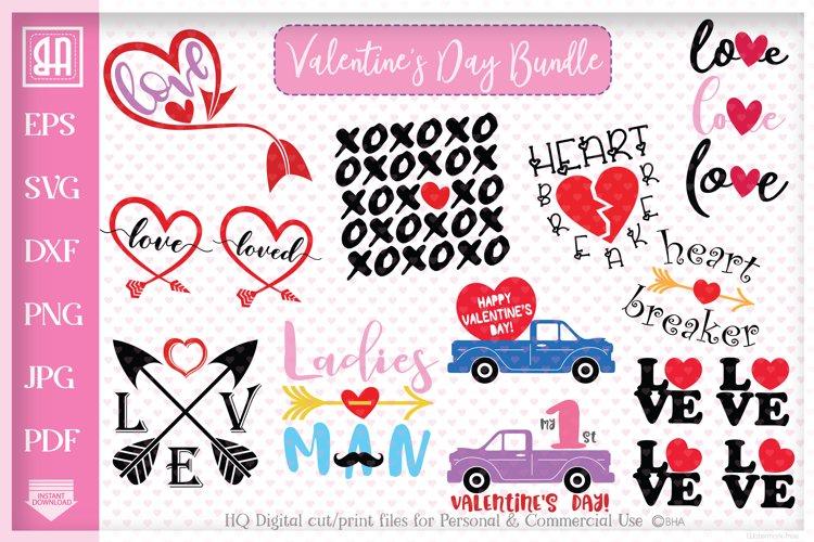 Valentines day bundle SVG, 9 Valentines day designs Bundle