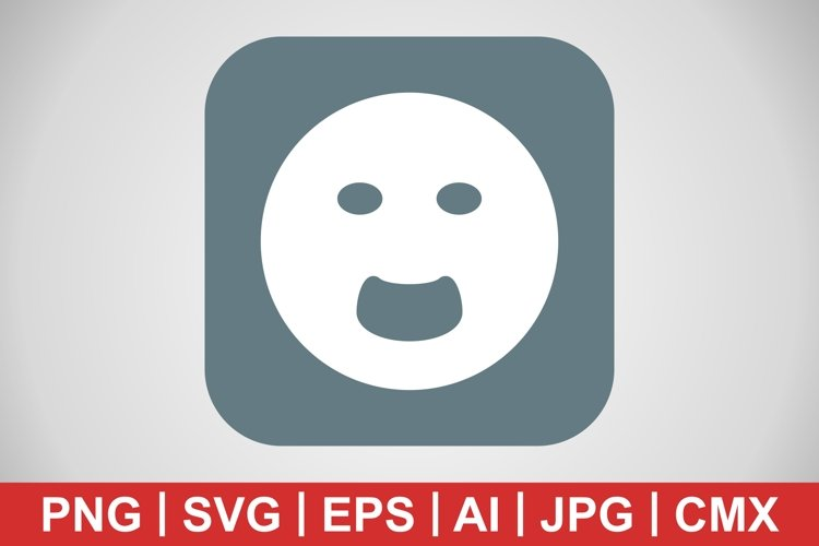 Vector Shouting Icon example image 1