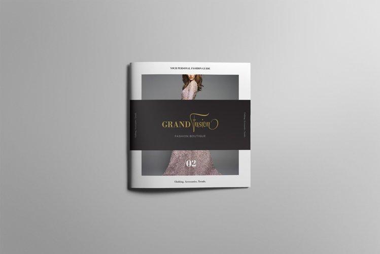Product Brochure / Lookbook example image 1