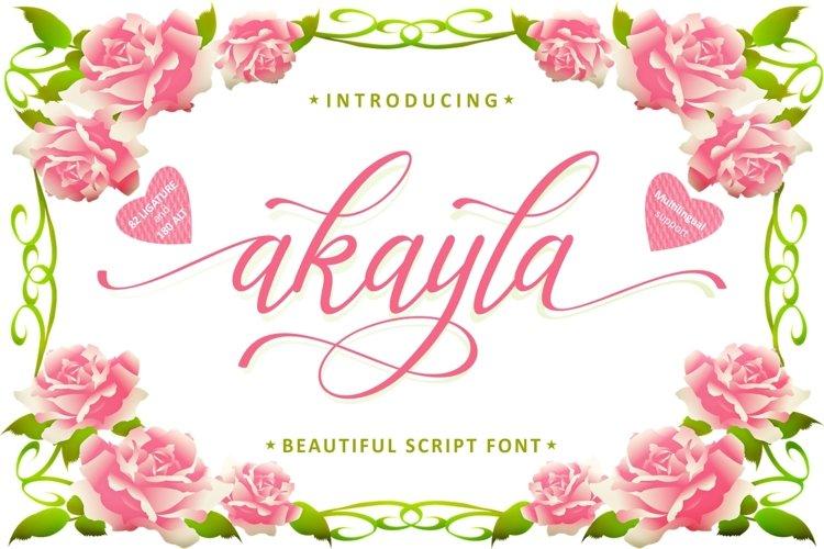 akayla example image 1