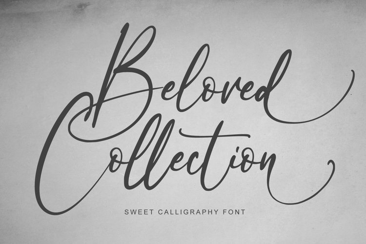 Beloved Collection example image 1