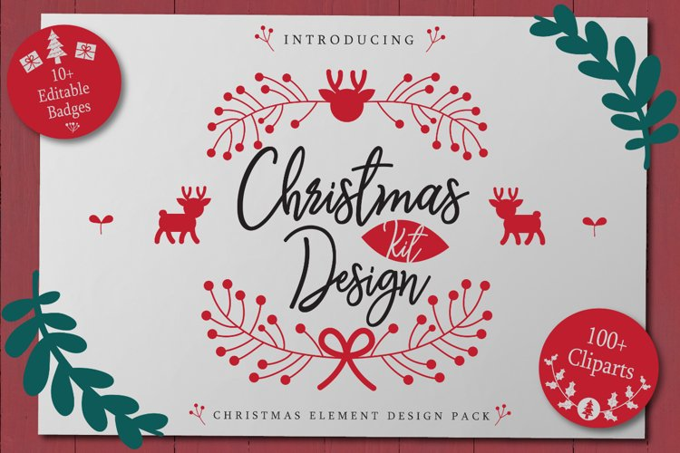 Christmas Design Kit