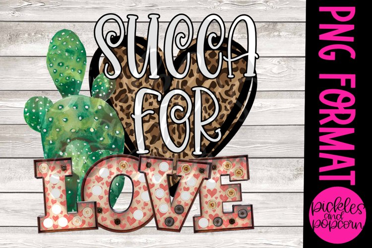 Succa For Love example image 1