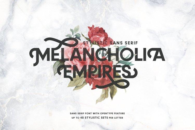 Melancholia example image 1