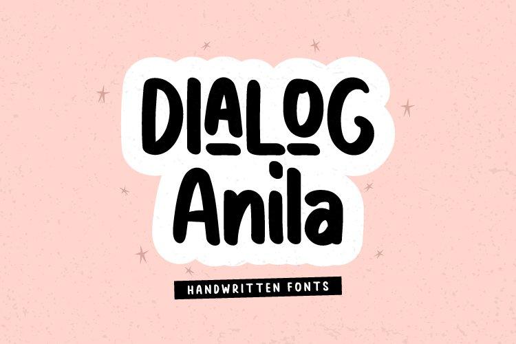 Dialog Anila example image 1