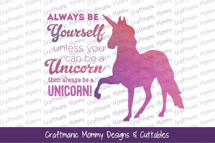Always Be a Unicorn example image 1