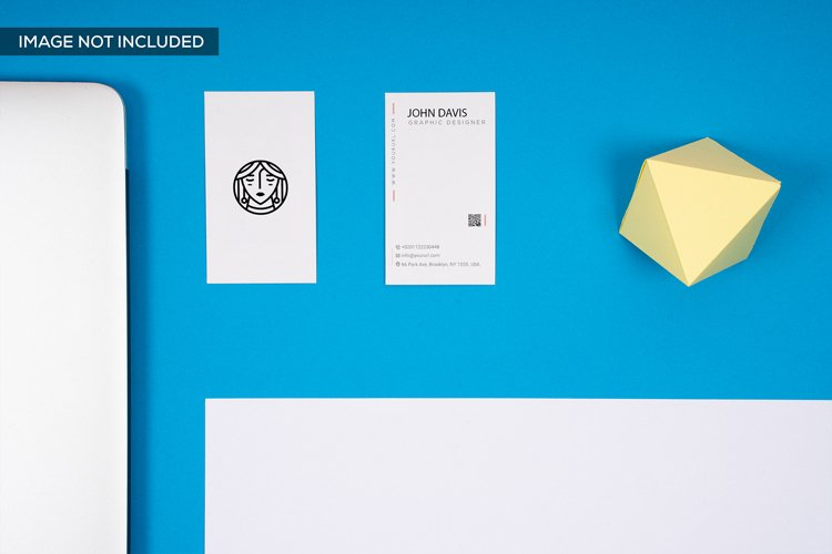 Business Card Mockup 10 example image 1