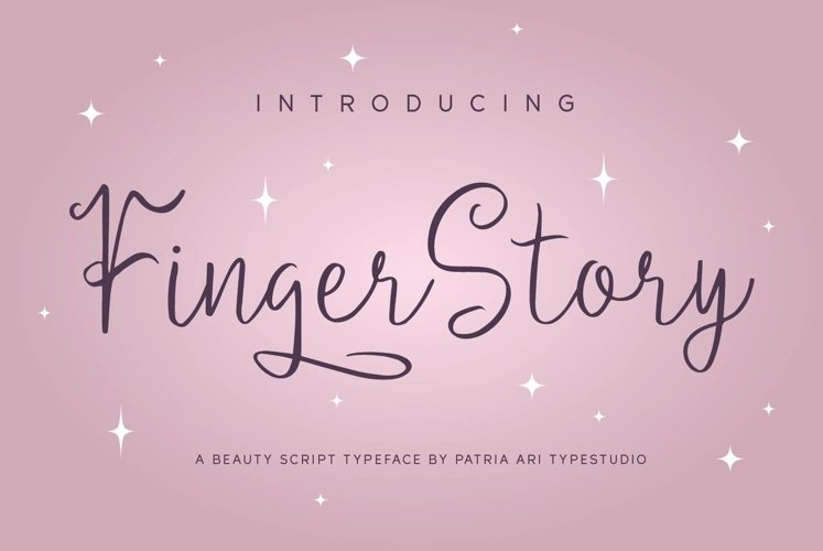 Finger Story example image 1