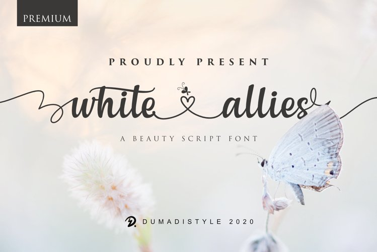 white allies