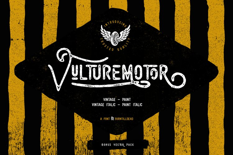 Vulturemotor example image 1
