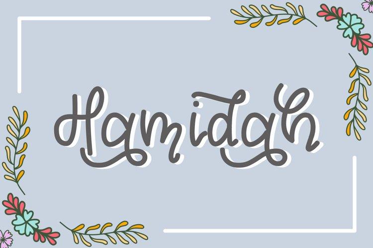 Hamidah example image 1