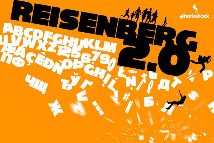 Reisenberg 2.0 example image 1