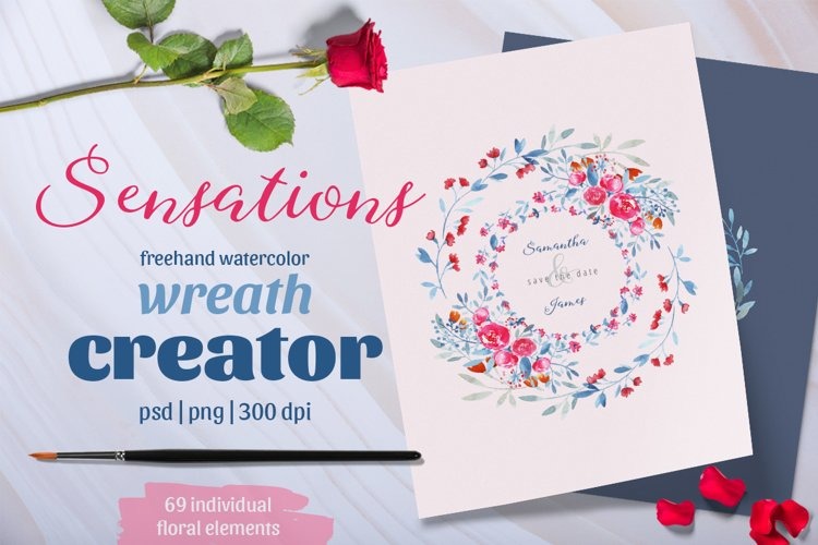 Sensations Wreath Creator example image 1