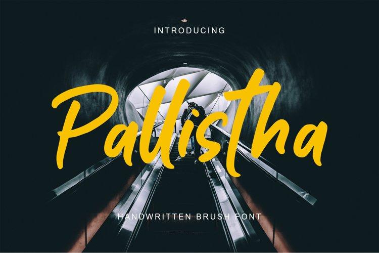 Pallistha example image 1